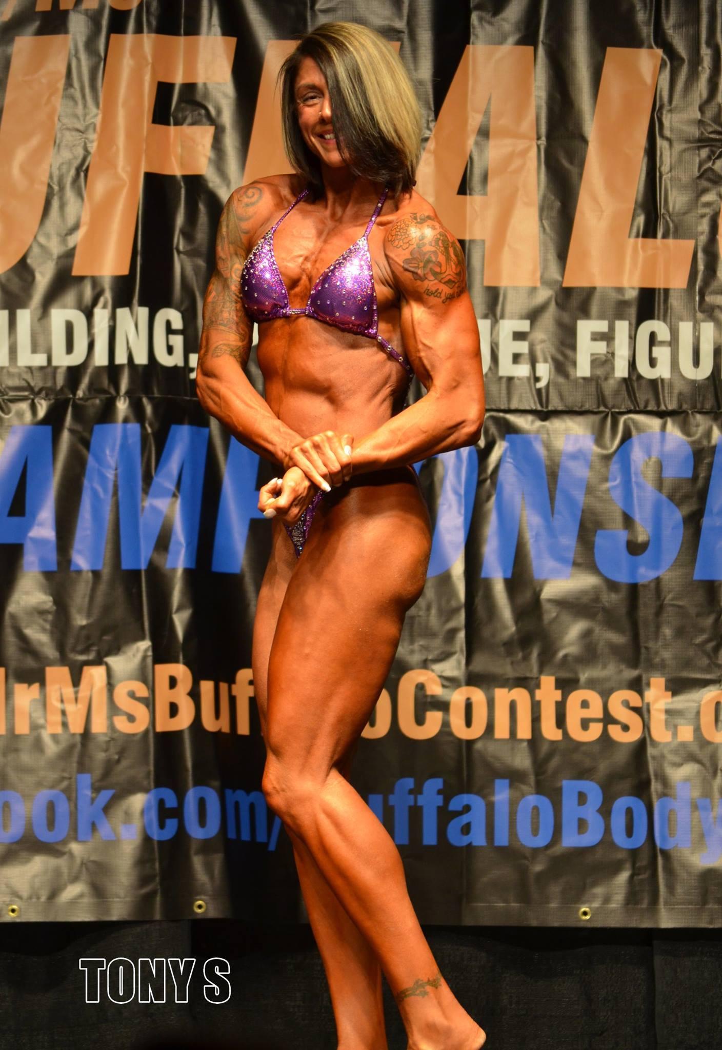 NPC Mr and Ms Buffalo Championships: Angela Proper