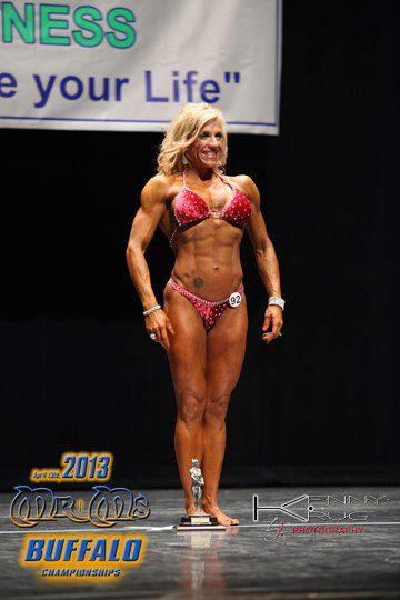 NPC Mr and Ms Buffalo Championships: Rebecca Sada-Wells