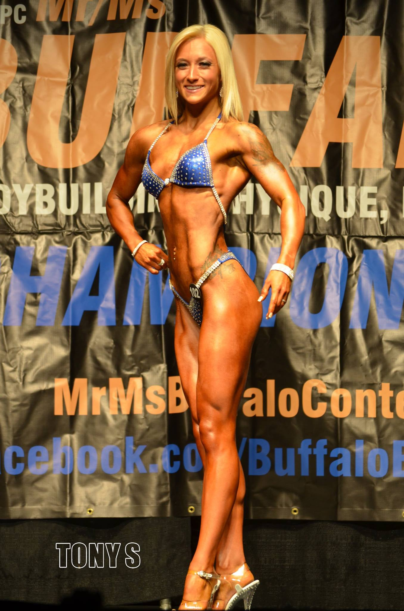 NPC Mr and Ms Buffalo Championships: Jordyn Schenk