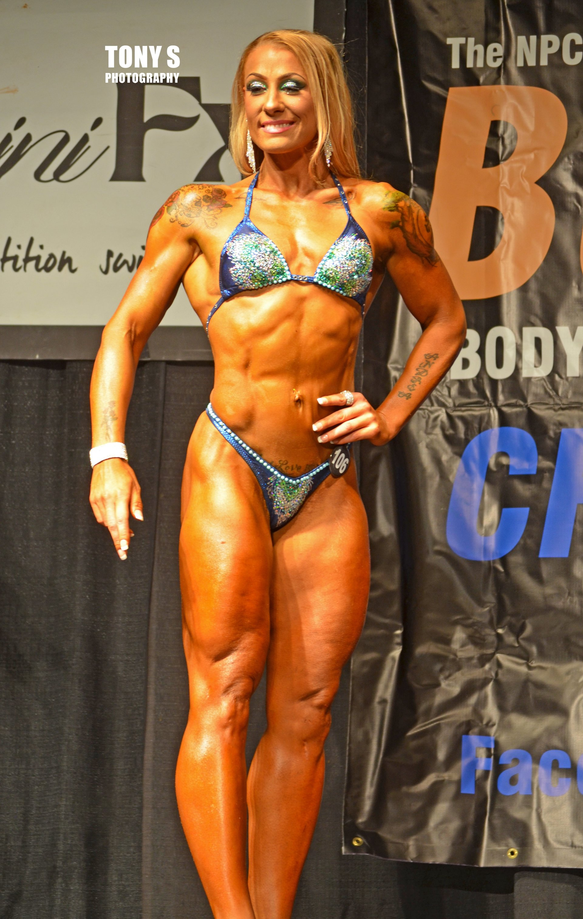 NPC Mr and Ms Buffalo Championships: Andrea Shapiro