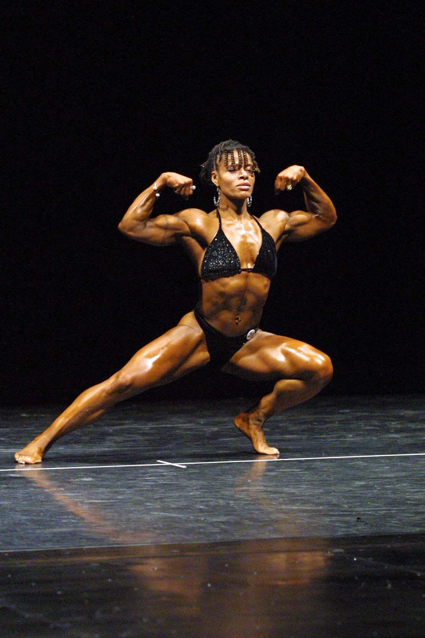 NPC Mr and Ms Buffalo Championships: Sharise Odunsi