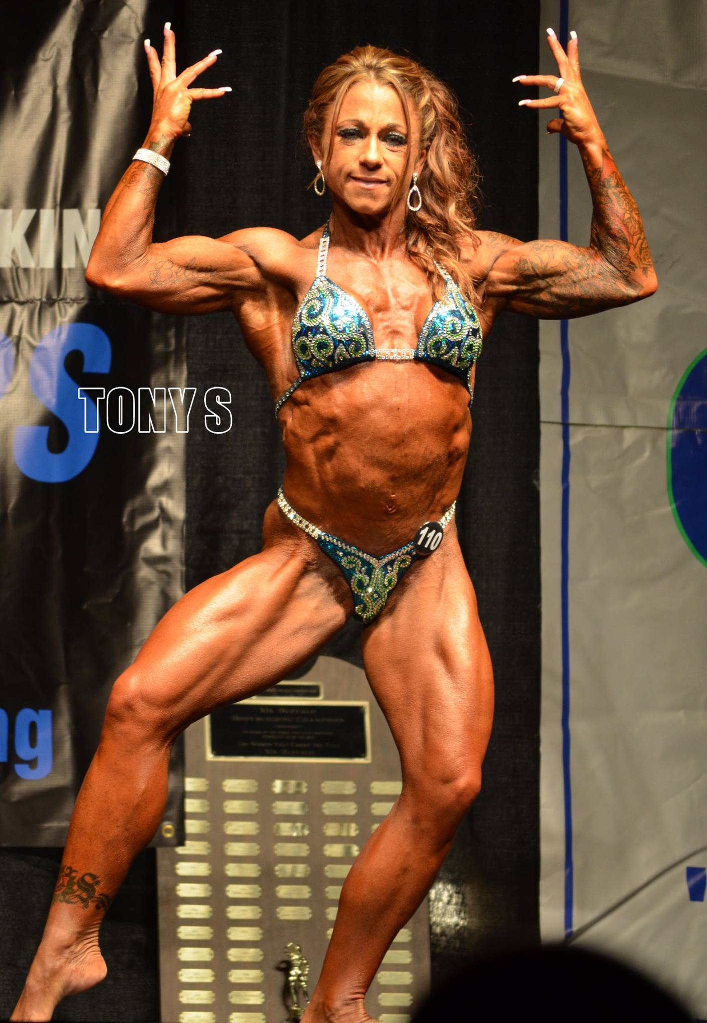 NPC Mr and Ms Buffalo Championships: Kristine Spinelli