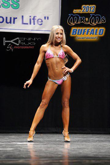 NPC Mr and Ms Buffalo Championships: Jaclyn Stevanovic
