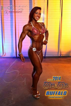 NPC Mr and Ms Buffalo Championships: Calle Vanni