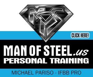 Man of Steel Personal Training