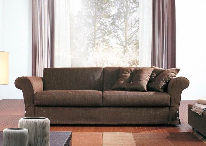 divano colore bronzo
