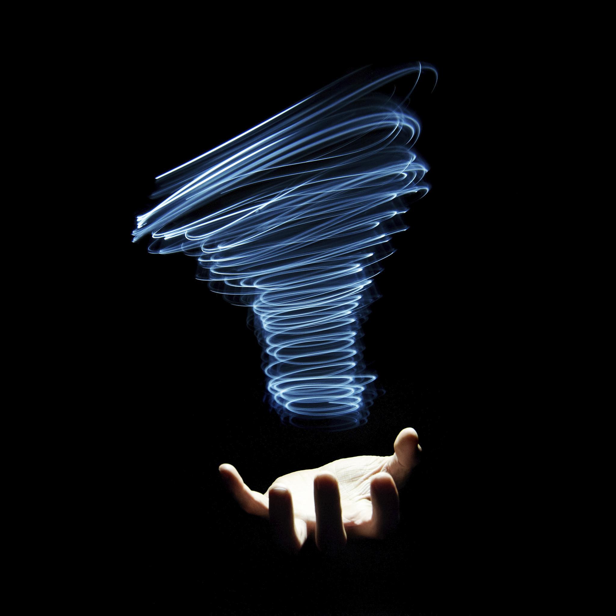 Tornado & Hand