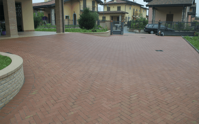 Pavimentazioni esterne lombardia
