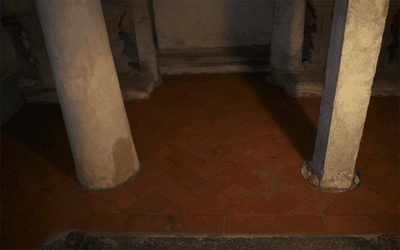 Pavimento interno oggion