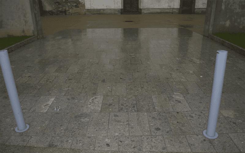 Pavimentazioni esterne oggiono