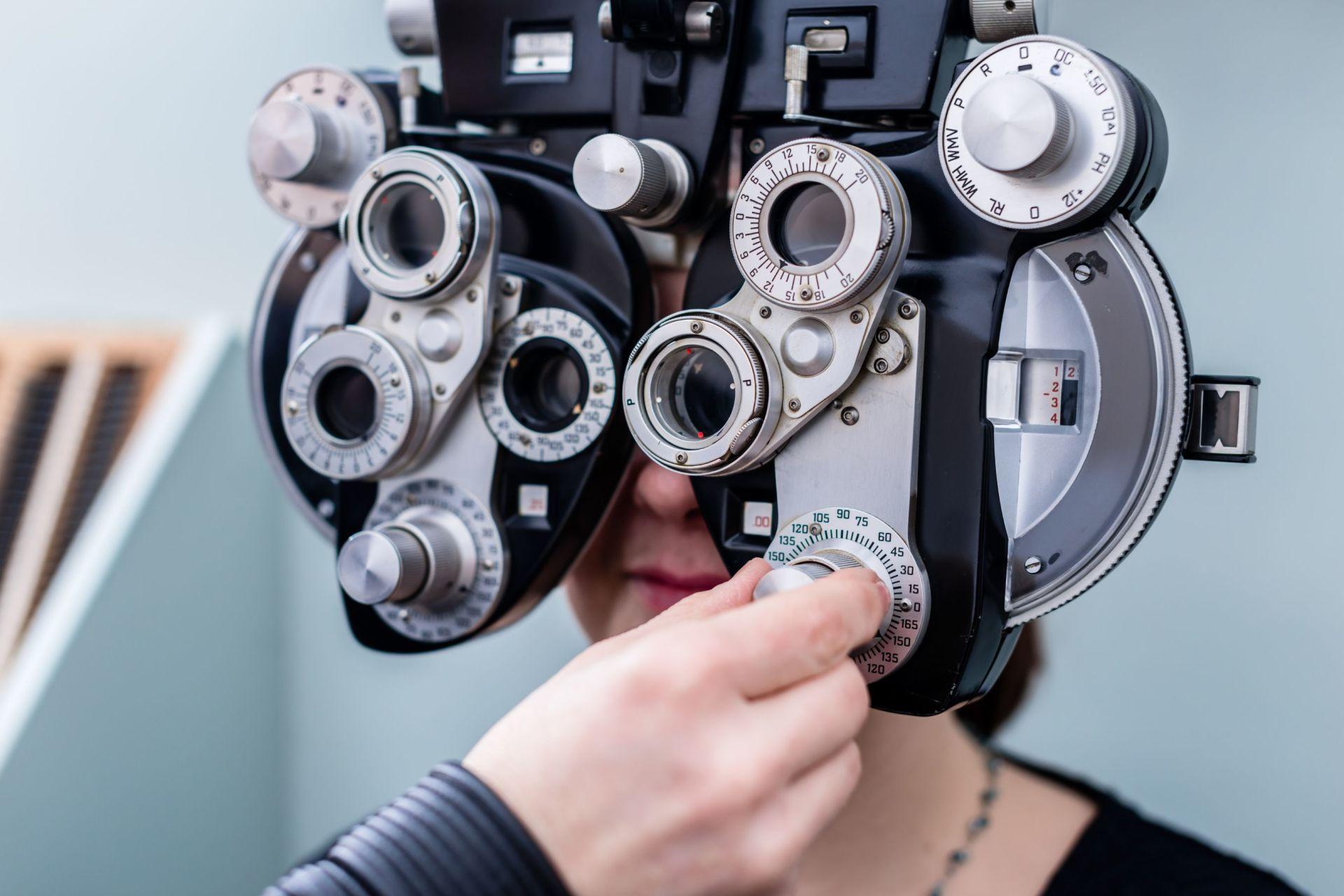 Misurazione dell'ipertensione oculare