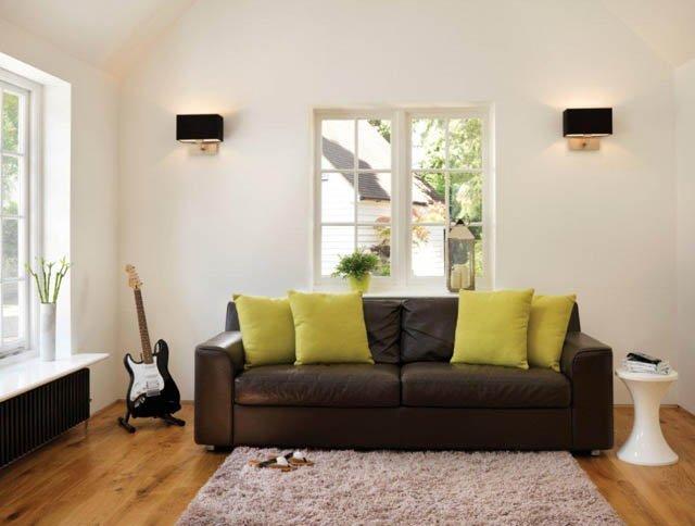Living Room - Bristol - Parkway Lighting - Light