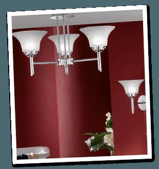 Bedroom Lights - Bristol - Parkway Lighting - Home lights