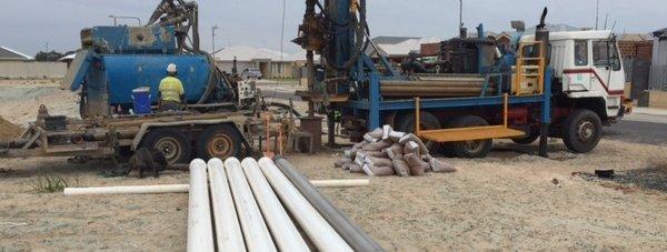 Boring contractors working near Perth