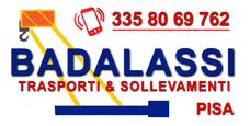 BADALASSI TRASPORTI E SOLLEVAMENTI - Logo