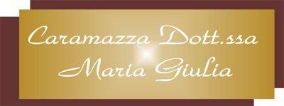 CARAMAZZA DR.SSA MARIA GIULIA