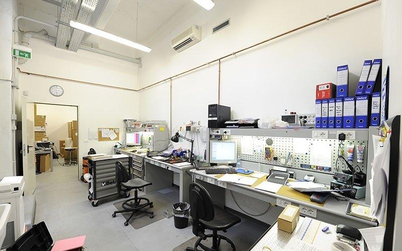 laboratiorio per assistenze