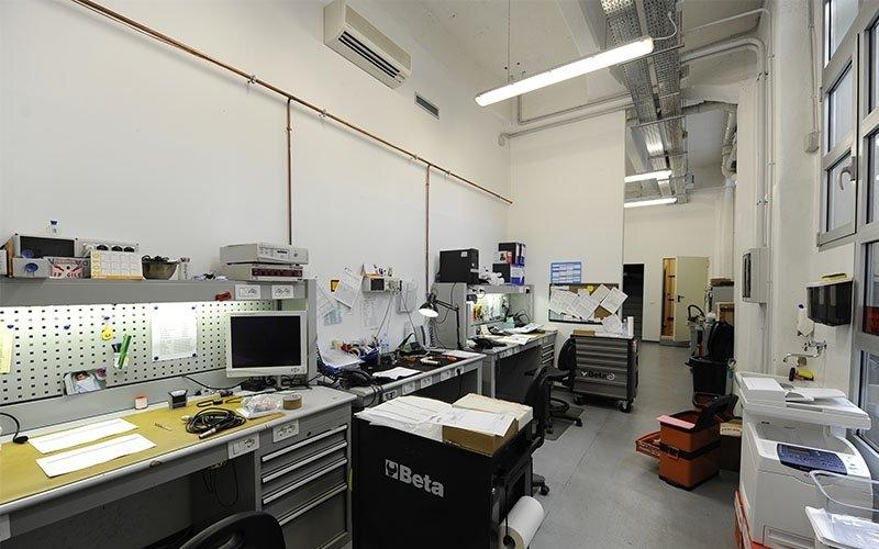 laboratorio assistenza prodotti ospedalieri