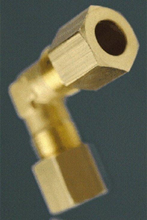 Impianti aria con tubi zincati.