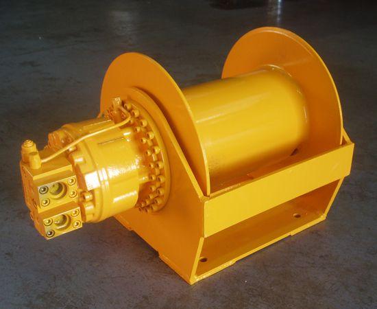 Tonne Hydraulic Winch IM-3.2-00X