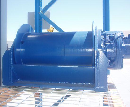 4 Tonne Hydraulic Winch IM-4TFF-001
