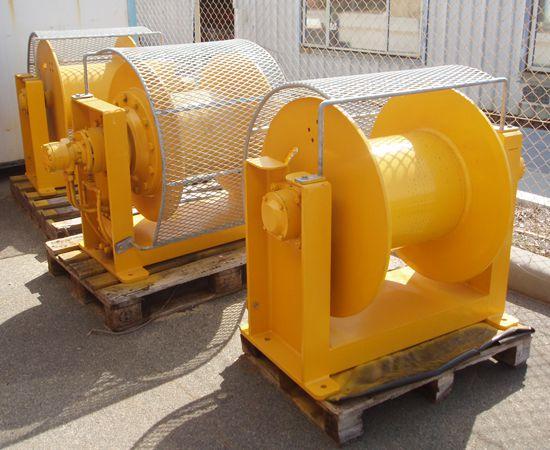 5 Tonne Hydraulic Winch IM-5T-HEC-80X