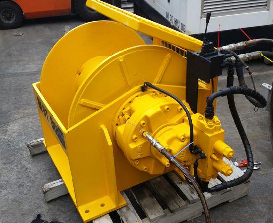 6 Tonne Hydraulic Winch IM-6T-00x