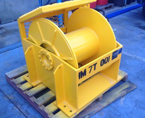 7 Tonne Hydraulic Winch IM-7T-00X