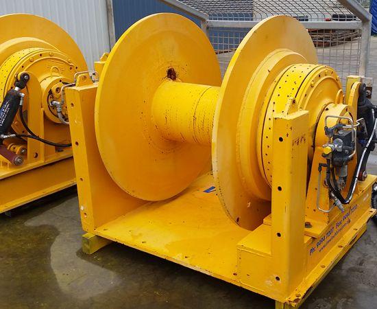 10 Tonne Hydraulic Winch IM-10T-00X
