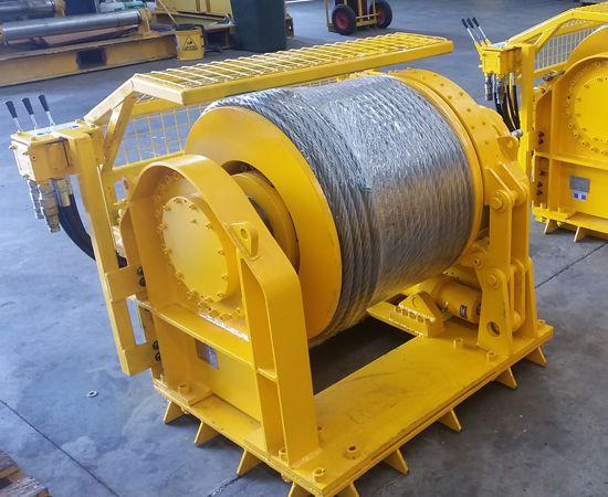 10 Tonne Mooring Winch IM-10TM-00A