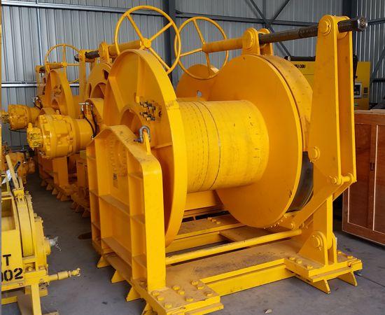 30 Tonne Mooring Winch IM-30TM-00X