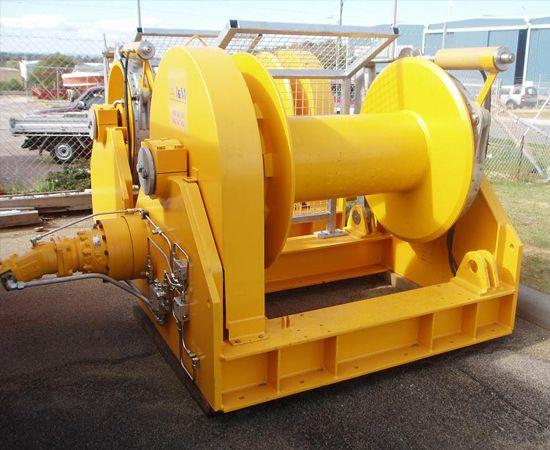 15 Tonne Mooring Winch IM15-HEC-78X
