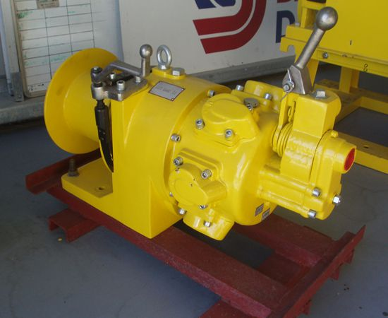 1 Tonne Air Winch IM-1TAIR-001