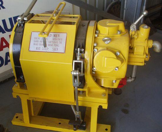 5 Tonne Air Winch IM-5TAIR-00X