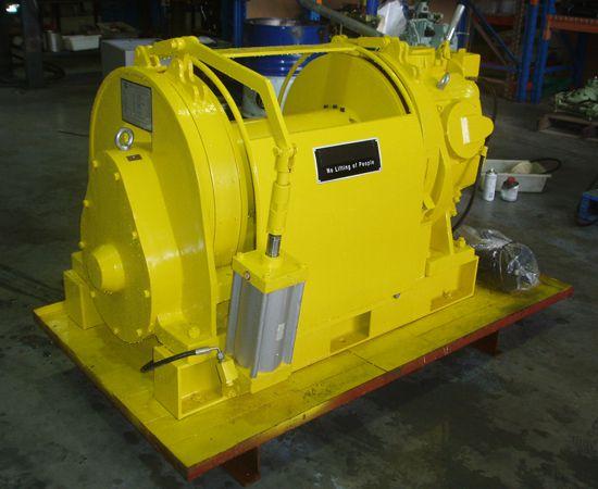 10 Tonne Air Winch IM-10TAIR-001
