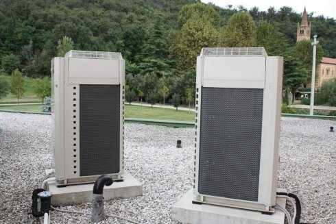 ventilazione industriale