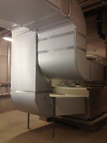 ventilazione meccanica industriale