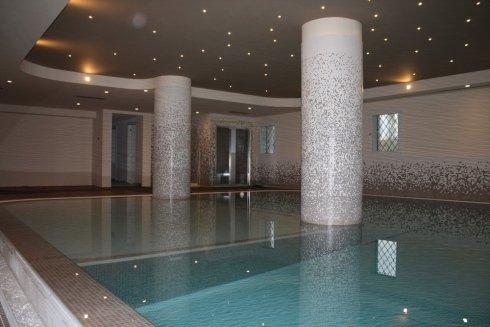 impianto per piscina
