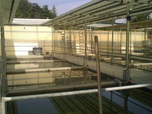 impianto per trattamento acqua