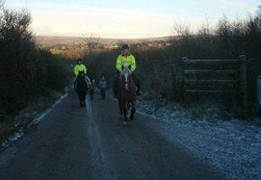 Ride a horse - Hyndburn, Accrington, Lancashire - Adult horseriding - Accrington Riding Centre