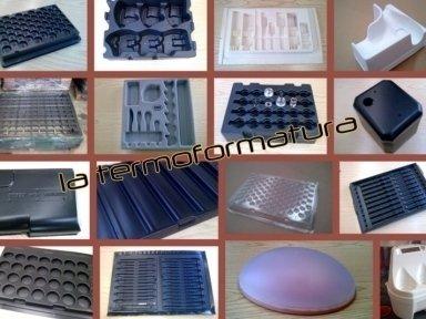 stampi e stampaggio materie plastiche