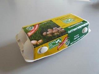 vendita uova confezionate