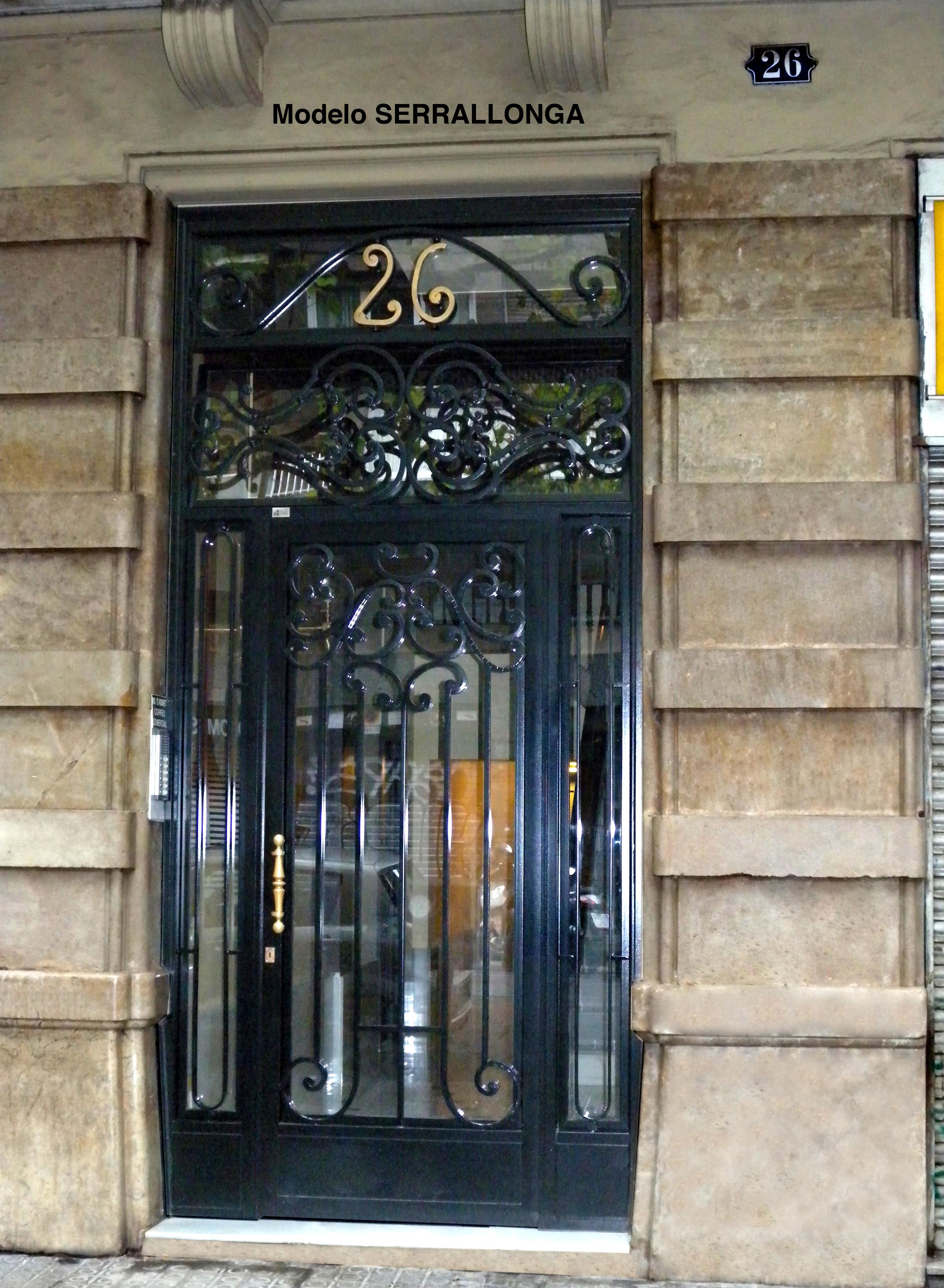 Puertas de forja exterior precios stunning awesome for Precio de puertas de forja