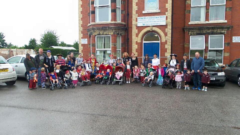 Teddy Bear Towers Day Nursery Ltd centre