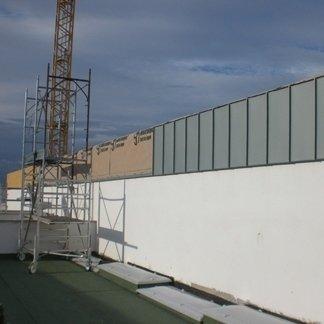 protezioni per terrazzi