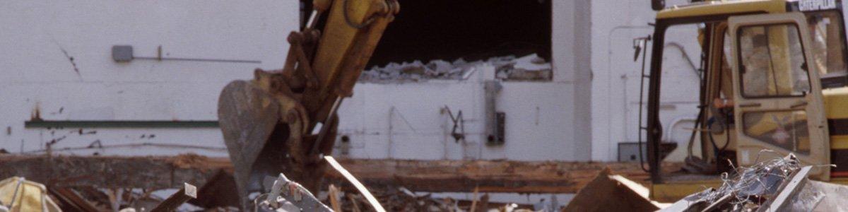 ascot demolition building demolition
