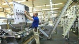 lavorazione acciai inossidabili, impianti automatizzati per magazzinaggio, prodotti in acciaio