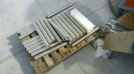 lavorazione acciaio, tubi, acciaio inox