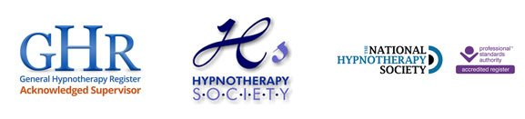 hypnotherapy society logos