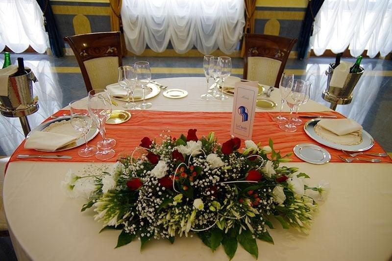 ristorante per cerimonie nozze